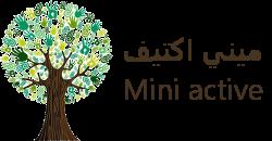 ميني اكتيف Logo